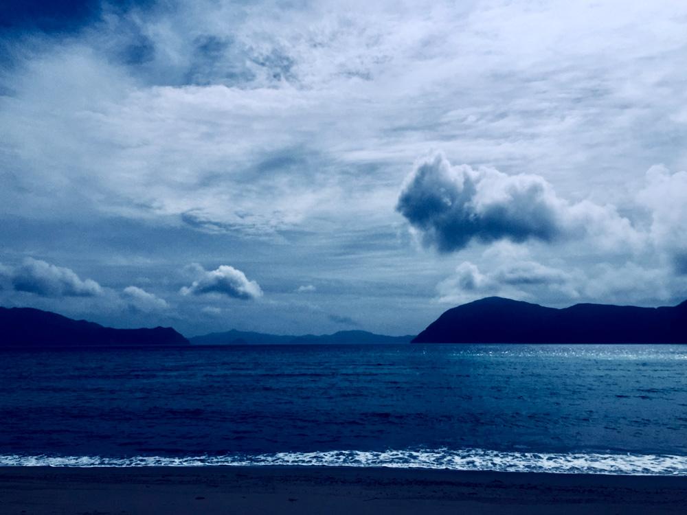 加計呂麻島の日常